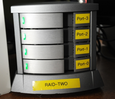 3Ware RAID
