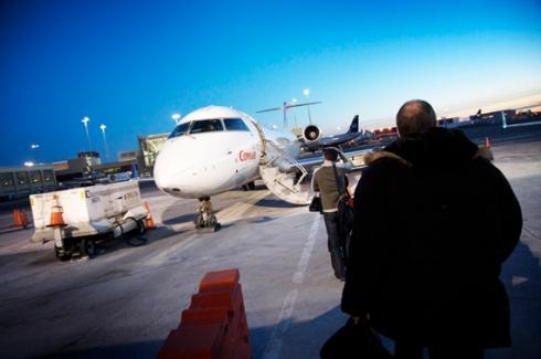 Boston to JFK